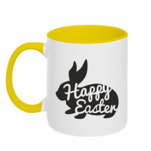 Two-toned mug Easter