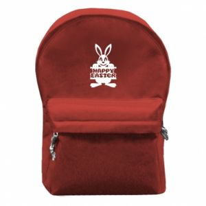 Backpack with front pocket Easter