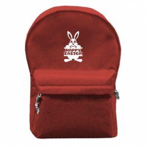 Plecak z przednią kieszenią Wielkanoc
