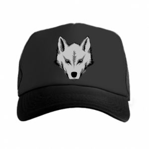 Trucker hat Big wolf