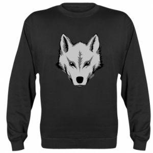 Sweatshirt Big wolf