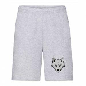 Men's shorts Big wolf