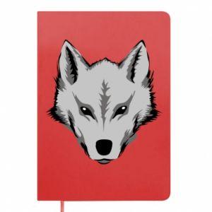 Notepad Big wolf