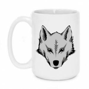 Mug 450ml Big wolf