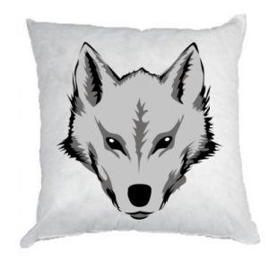 Poduszka Wielki wilk
