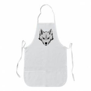 Apron Big wolf