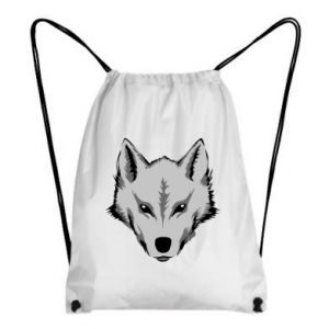 Backpack-bag Big wolf