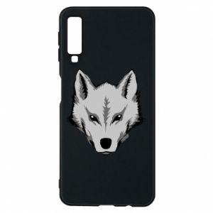 Samsung A7 2018 Case Big wolf