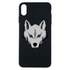 Etui na iPhone Xs Max Wielki wilk
