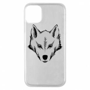 iPhone 11 Pro Case Big wolf
