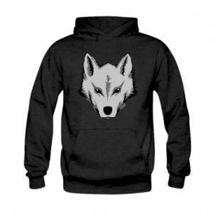 Kid's hoodie Big wolf