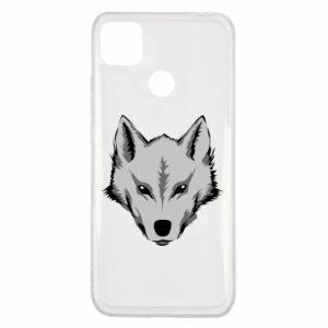Xiaomi Redmi 9c Case Big wolf