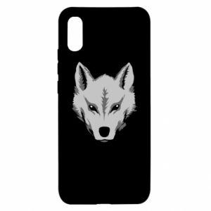 Xiaomi Redmi 9a Case Big wolf