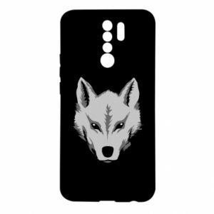 Xiaomi Redmi 9 Case Big wolf