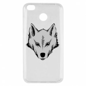 Xiaomi Redmi 4X Case Big wolf
