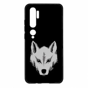 Xiaomi Mi Note 10 Case Big wolf