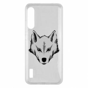 Xiaomi Mi A3 Case Big wolf