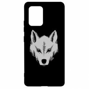 Samsung S10 Lite Case Big wolf