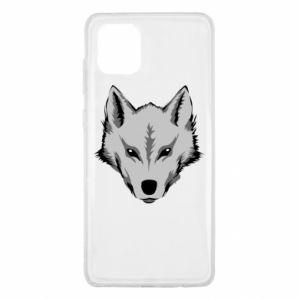 Samsung Note 10 Lite Case Big wolf