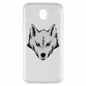 Samsung J7 2017 Case Big wolf