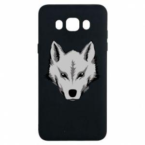 Samsung J7 2016 Case Big wolf