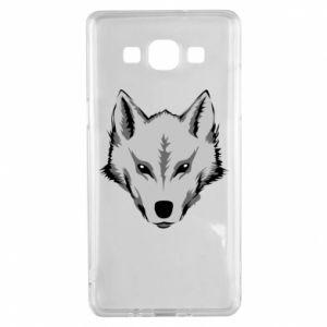 Samsung A5 2015 Case Big wolf
