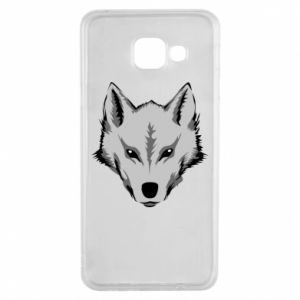 Samsung A3 2016 Case Big wolf