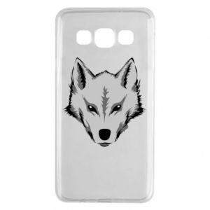 Samsung A3 2015 Case Big wolf