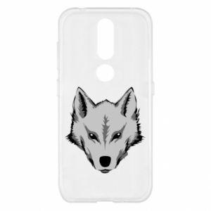 Nokia 4.2 Case Big wolf