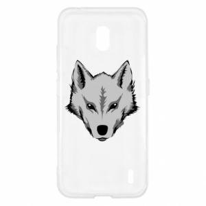 Nokia 2.2 Case Big wolf