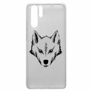 Huawei P30 Pro Case Big wolf