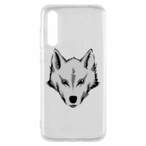 Huawei P20 Pro Case Big wolf