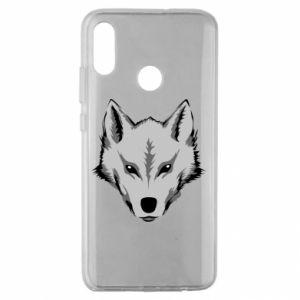 Huawei Honor 10 Lite Case Big wolf