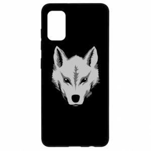 Samsung A41 Case Big wolf
