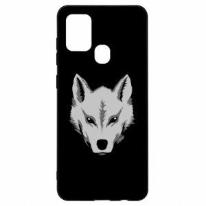 Samsung A21s Case Big wolf