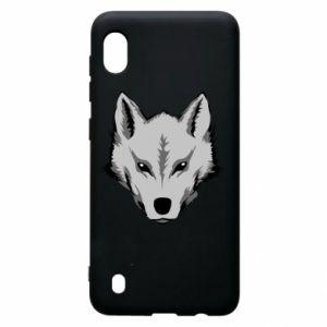 Samsung A10 Case Big wolf