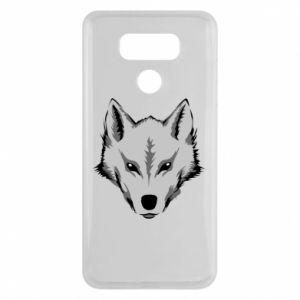 LG G6 Case Big wolf