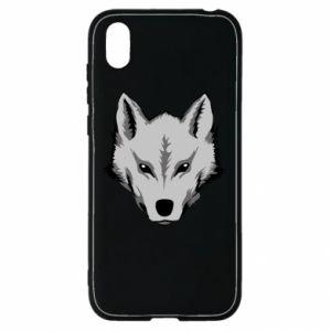 Huawei Y5 2019 Case Big wolf