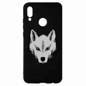 Huawei P Smart 2019 Case Big wolf