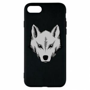 iPhone SE 2020 Case Big wolf