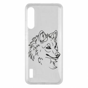 Xiaomi Mi A3 Case Big evil wolf