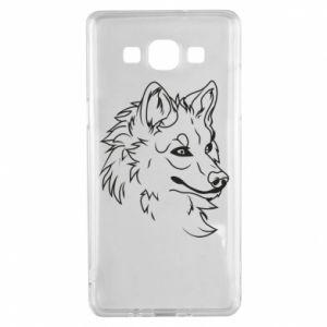 Samsung A5 2015 Case Big evil wolf