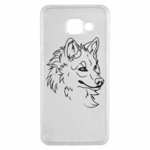 Samsung A3 2016 Case Big evil wolf