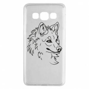 Samsung A3 2015 Case Big evil wolf