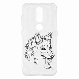 Nokia 4.2 Case Big evil wolf