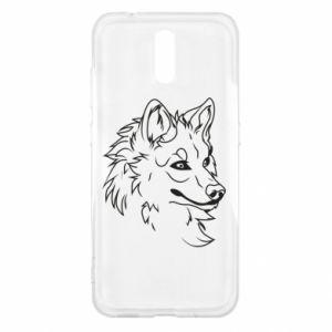 Nokia 2.3 Case Big evil wolf