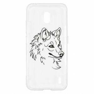 Nokia 2.2 Case Big evil wolf
