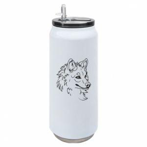 Puszka termiczna Wielki zły wilk
