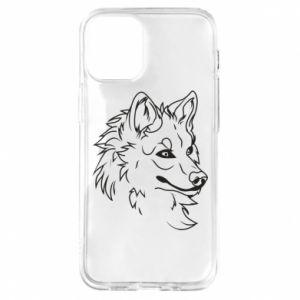 Etui na iPhone 12 Mini Wielki zły wilk