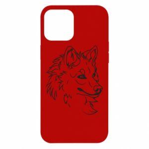 Etui na iPhone 12 Pro Max Wielki zły wilk